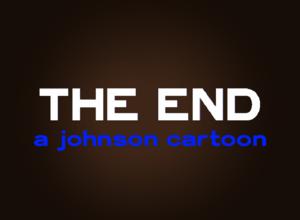 Johnson Cartoon Studios, 1952, closing title